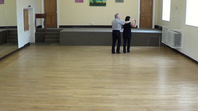 ALONE  ( Western Partner Dance )