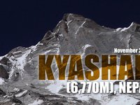 Kyashar - Piolets d'Or 2013