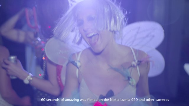 Nokia &quot;60 Seconds of Amazing&quot;