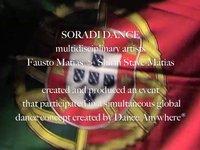 Dance Anywhere 2013 Soradi Dance (Fausto Matias & Shirin Stave-Matias) Tomar, Portugal
