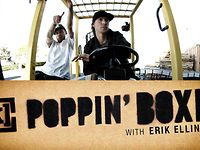 POPPIN' BOXES WITH ERIK ELLINGTON