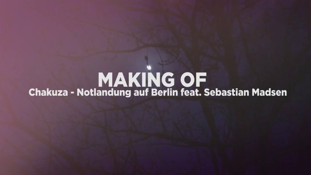 Making of - Chakuza feat. Madsen - Notlandung auf Berlin