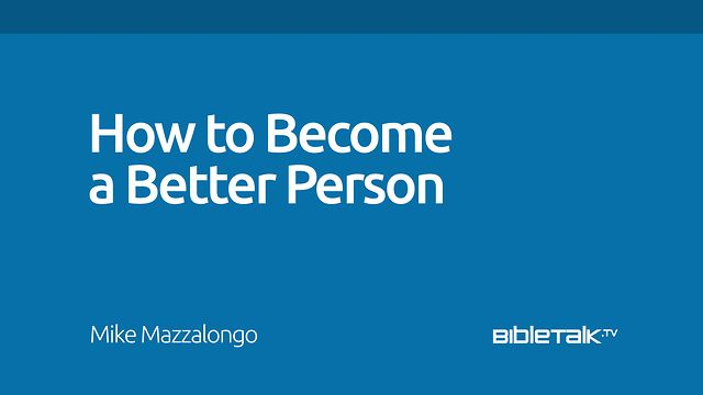 books on how to become a better person