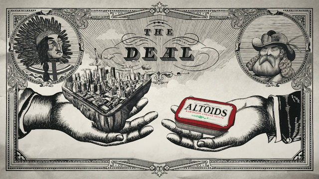 Altoids Curiously Strong Facts - Exchange