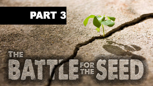 "March 24, 2013 ""The Battle for the Seed"" Part 3"