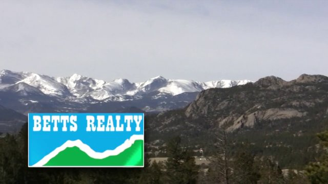 Real Estate in Estes – 3223 Hillcrest Lane, Estes Park, CO