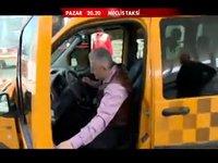 Bakan Yıldırım Meclis Taksi Direksiyonunda