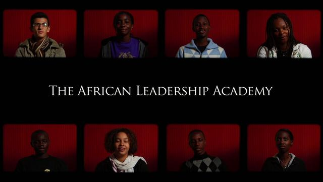 African Leadership Academy teaser