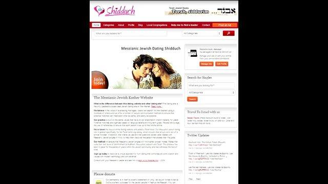 Messianic jewish dating agencies