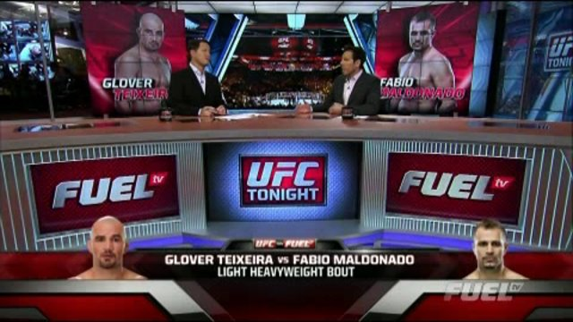 UFC Tonight Directed by Jonathan X