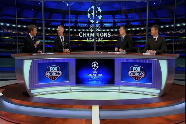 UEFA Champions League Pre-Show Directed by Jonathan X