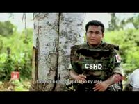 Khmer soldier on CNN Hero