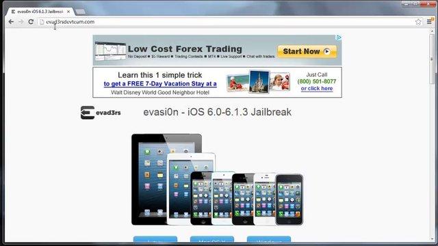 iOS 6.1.3, 6.1.2, 6 iPhone 5, 4S, 4, 3GS iPad Mini, iPad 2, 3 & 4