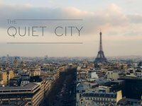 The Quiet City: Winter in Paris
