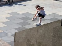 Nils Jansons earned your votes and became the latest ONE Skater of the Year. Like past SOTYs Alex Broskow and John Bolino, Nils took his new title and went straight into a hot streak -- winning events, taking blading into Latvian schools, being interviewed on TV, and working on all of his own plans to get blading in front of more people through festivals and his own events. And after seeing tricks like he did at Winterclash and Pony Cup, and his photos inside and on the cover of ONE, it can seem like blading poses little challenge for the young powerhouse. But that's not the case.     As you'll see in this edit that Nils chopped together himself, some come easy but the big ones can and do take their toll. Can you count how many attempts it took to nail the disaster soul for the cover shot?     Think blading lost its heart or balls? Think again. Nils Jansons is amazing. Nils Jansons is rollerblading.      See and read more in ONE #20 -- in stores now.