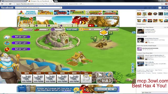 Dragon City Adder Generator Cheat Tool Download