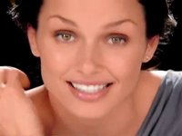 Garnier with Bridget Moynahan