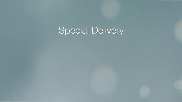 [Image: Special Delivery]