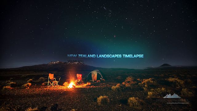 New Zealand Landscapes Timelapse Volume Two