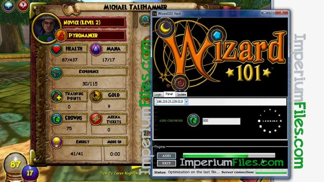 play wizard101 hacked version