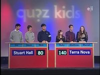 Bay Area Quiz Kids - 1406