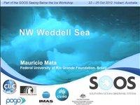 MMata-NW Weddell Sea