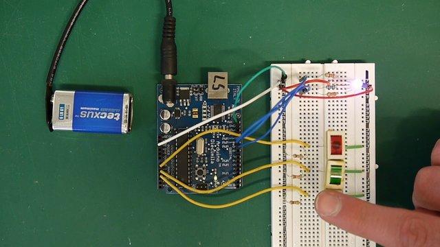 Arduino starter kit examples on vimeo