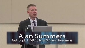 21st Century Symposium – Alan Summers