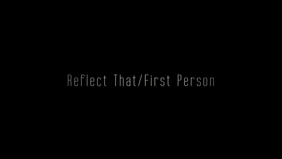 "Watch Raleigh Moncrief - ""Reflect That / First Person"" (Music Video)"