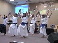Еврейски танци