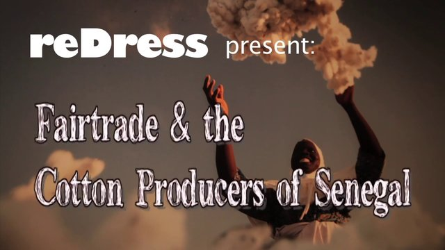 ReDress: Fairtrade and the Cotton Farmers of Senegal
