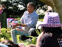 Highlights of the 2013 White House Easter Egg Roll