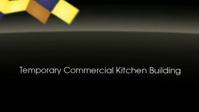 Commercial Kitchen Building for Rental to over 500 US cities on Vimeo