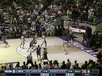 2013 CIT: Game-Winner for ECU