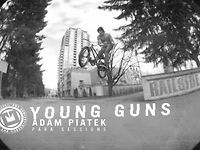 MCNL Young Guns: Adam Piatek - Park Sessions