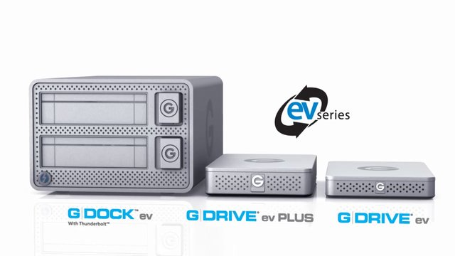 G-Technology Evolutions Series