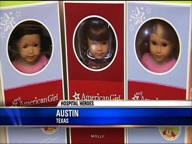 Dolls Donation-Austin