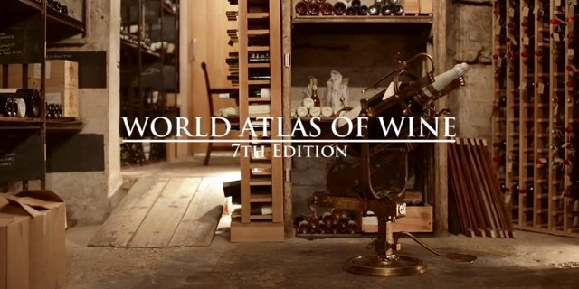 The World Atlas of Wine, 7th Edition – Published October 2013