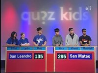 Bay Area Quiz Kids - 1408