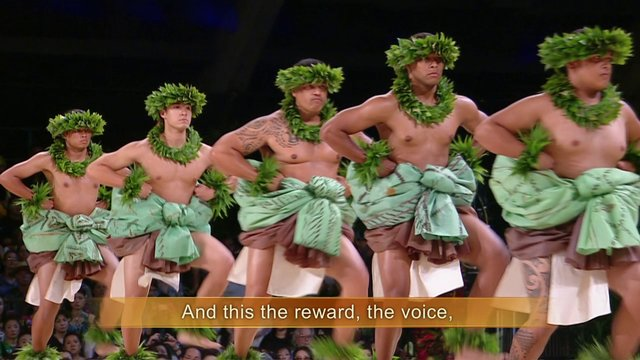 Merrie Monarch - 2013 Wednesday Opening