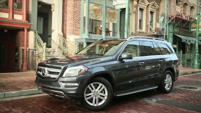 2013 gl class walk around mercedes benz 7 passenger for Mercedes benz 7 passenger