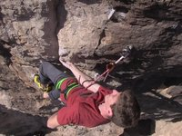 New Baktun - sport climbing Oman