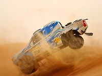 Day 2 - Abu Dhabi Desert Challenge 2013