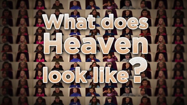 What does heaven look like children s ministry video on vimeo