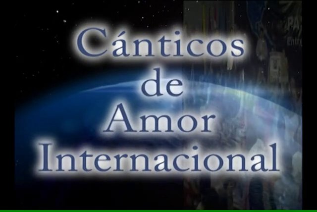 Cánticos de Amor (5 de abril 2013)