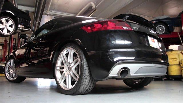 2008 Audi Tt 3 2l On Vimeo