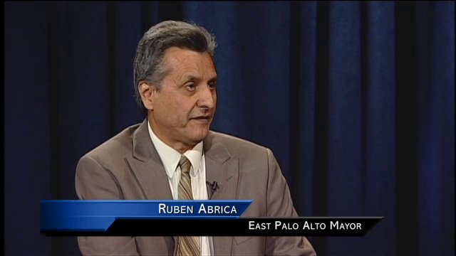 Peninsula Newsmakers - Ruben Abrica