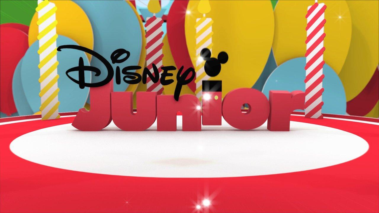 Disney Junior Birthday Games