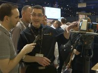 NAB 2013 - Blackmagic 4K and Pocket Cameras