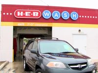 H-E-B Carwashes -- 2013 Refreshing Ideas Award for Water Conservation
